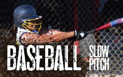 Extreme Mudfest Slow Pitch Baseball